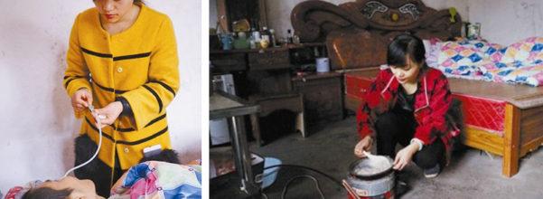 27歲女苦守照顧植物人未婚夫 唯一夢想「為她戴上頭紗」婆婆也感動!