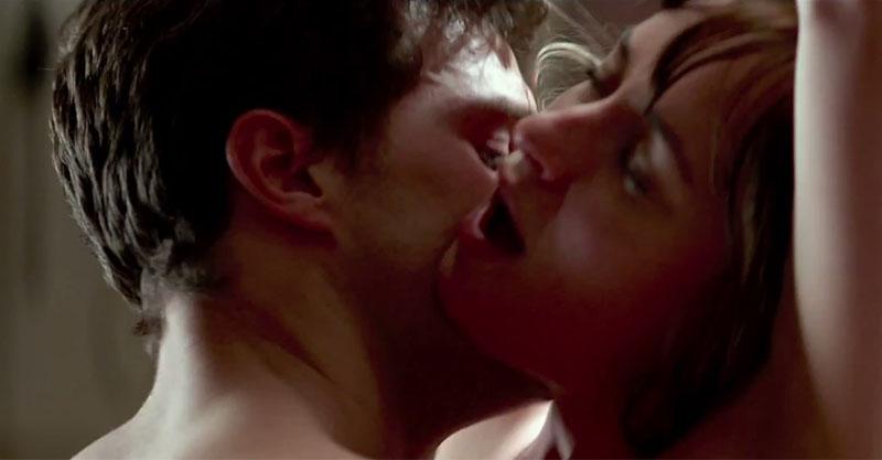 《格雷的五十道陰影:束縛》第二支預告片,0:57秒辣到你的小心臟直接炸掉!