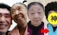 中國「相差32歲」母子戀,79歲老太太為愛「整形拉皮」!現在模樣「年輕30歲」很美!