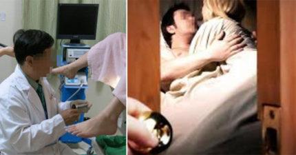 女病患外遇不孕症神醫師「一次就中」!網友:「這叫讓專業的來!」