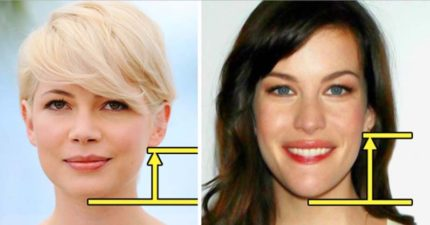 黃金比例「5.7公分法則」,一把尺、一支筆就知道你「適不適合剪短髮」!
