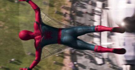 《蜘蛛人:返校日》前導預告片釋出!短短17秒「鋼鐵人送大禮」帥到炸啦!