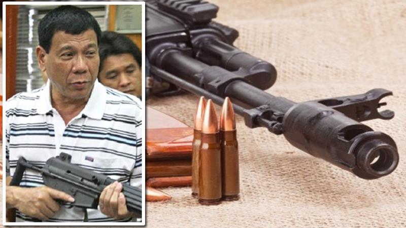 71歲的菲律賓總統自爆「親手殺死人」,他「騎著機車巡邏街道找麻煩!」