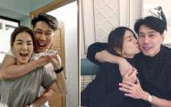 Ella結婚4年老公都用同一種「擁抱方式」,讓人羨慕又嫉妒的直呼「嫁對人了!」