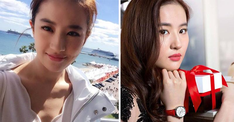 19歲女大生太迷偶像,決定「動刀變成劉亦菲」整完後真的很像!