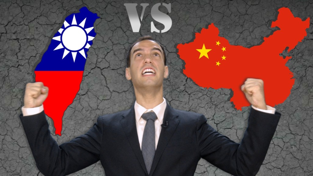 川普與蔡英文通話後,中國媒體報:「用武力統一台灣」!