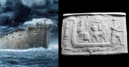 類似諾亞方舟「大洪水傳說」故事歷史裡有上百種「1萬年前就有了」!台灣洪水傳說也極為類似!