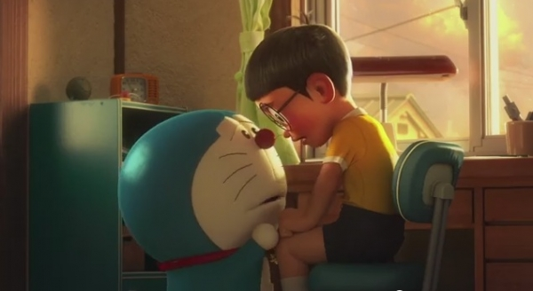 《哆啦A夢》最真實結局「大雄是低能兒」 最後領便當了!