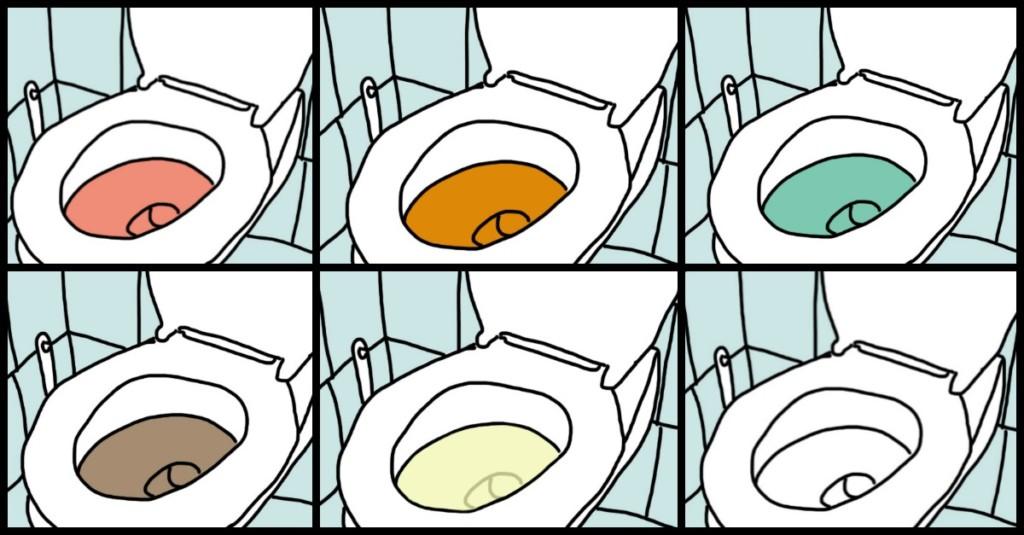 6種「不同尿液顏色」代表不同健康狀態 太深色就該去找醫生報到了