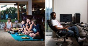 36張帶你走進不同家庭觀察「千百種晚餐方式」的攝影作品。讓你看到「你一點都不特別」!