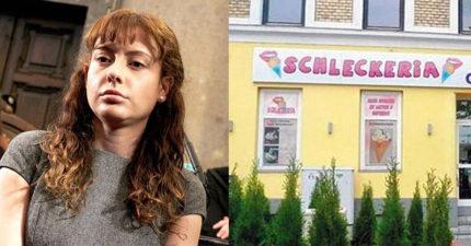 恐怖「冰淇淋女殺手」無法治療,危險到被送到全男性監獄。