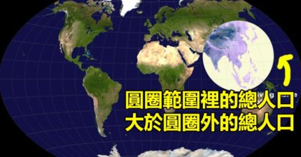 22個讓你驚覺「你其實不是地球人」的超冷門地理知識。#22從美國開車到俄羅斯不到1小時!