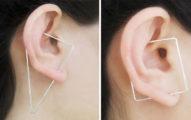 17個會讓你的耳朵穿越次元的「幾何狀前衛耳環」!