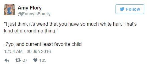 21則這名孩子其實都已經成佛的「爆笑小孩語錄」。#13兒子問:「貓咪不結婚也可以有小孩嗎?」