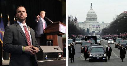 川普就職請了多少人「防止被暗殺」超誇張!歐巴馬就職時保安人數讓人吃驚!