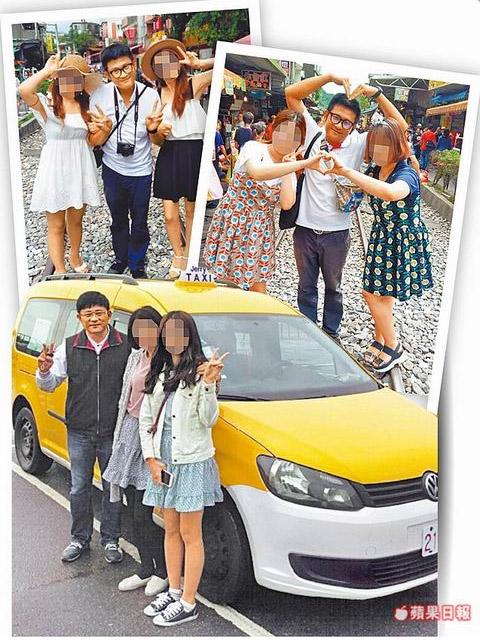 性侵韓女司機「老婆還懷孕中」,車內宗教勸世文給遊客形象「善良慈悲」。網友:「一手念經、一手摸奶」