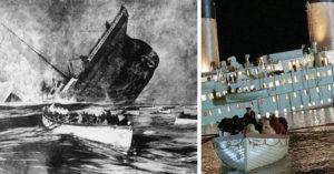 鐵達尼號原來根本沒有沉船?!30年研究證實政府謊言:「其實有兩台!」