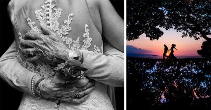 37張美到會讓你想重拍的「2016年最美婚紗照」,#9同志情侶相擁太感人!