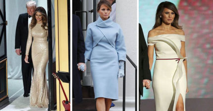 第一夫人梅蘭妮亞「遭到知名設計師封殺」,設計師強調:「我的衣服太昂貴!」
