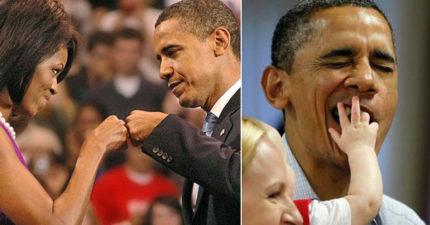 歐巴馬回歸平民第一天做什麼?被拍到「超享受」!川普總統忙到爆但兒女玩超嗨!