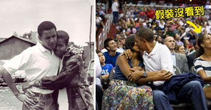 30張證明「歐巴馬夫婦是史上最棒情侶」感動照,#18這就是「成功男人背後的女人」!