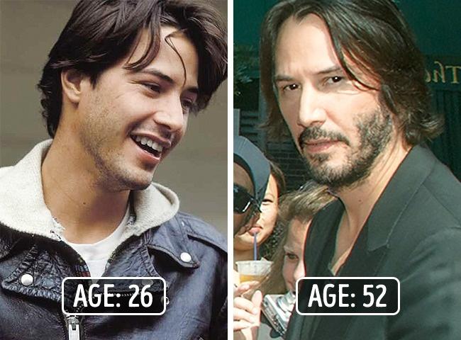 14位「去夜店還會被查身分證」的35歲以上反而更年輕大明星
