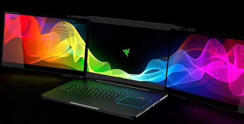 世界首創怪物等級「3螢幕筆電」,高規格頂級享受「你的電腦很快要被淘汰了」!