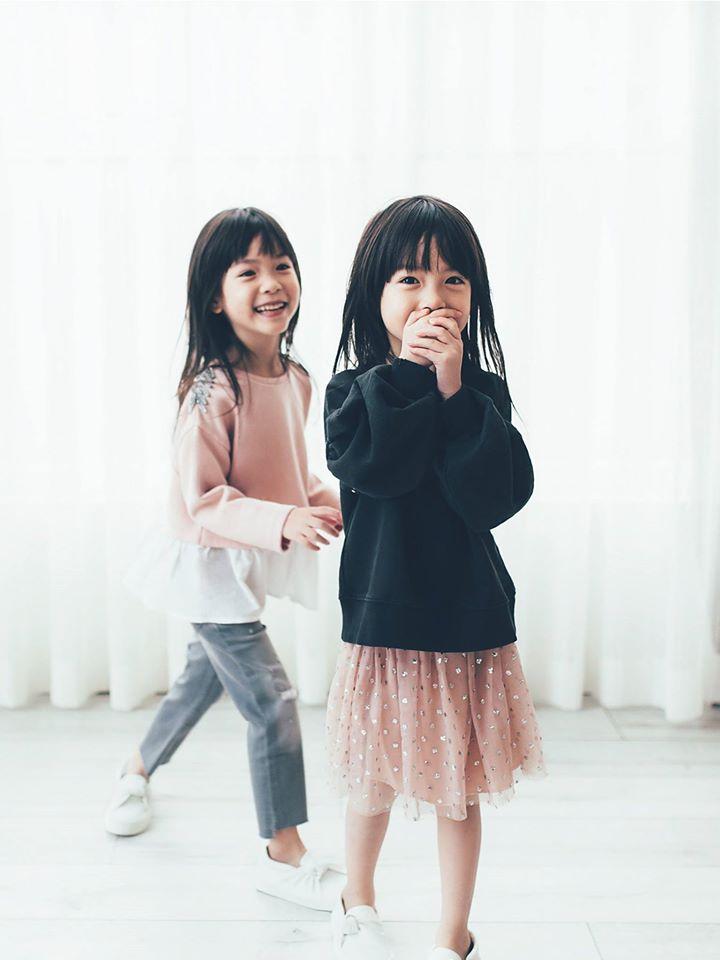 ZARA打破43年傳統,欽點「台灣最萌雙胞胎」當模特兒!比明星美媽媽曝光「美人基因遺傳無誤」!