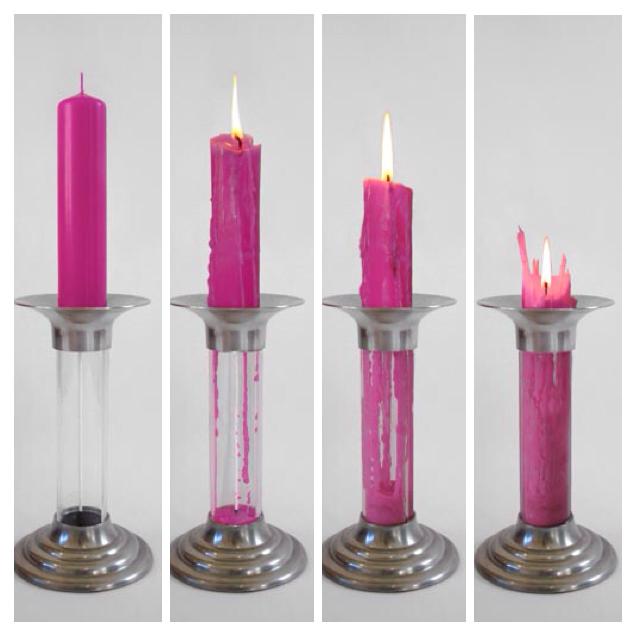 蠟燭廠商不想讓你看到的「永遠燒不完神奇蠟燭」,燈芯設計超神!