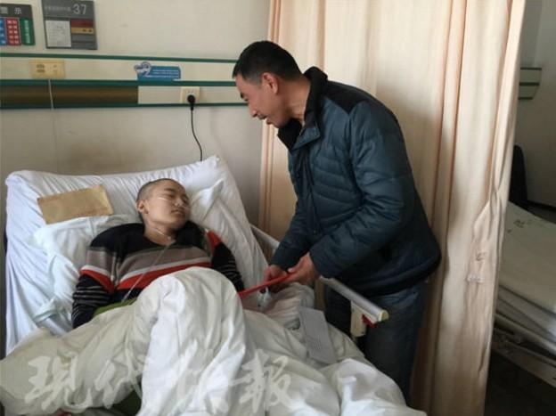 15歲罹癌少年要大家「別捐款」,唯一心願「捐出身體」所有人哭慘...