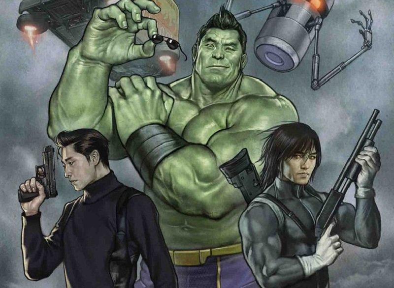 漫威即將推出「亞裔超級英雄集結」故事,編劇透露靈感來源是「卡拉OK」!