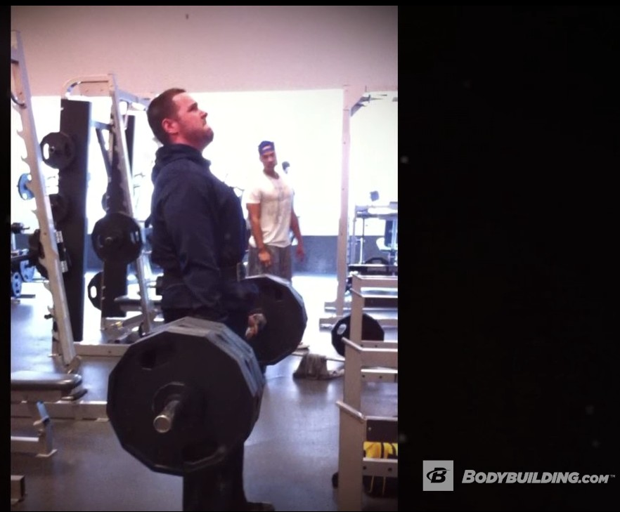 190公斤胖子「車禍後」身體變形,「加強健身」身體壯到變浩克!