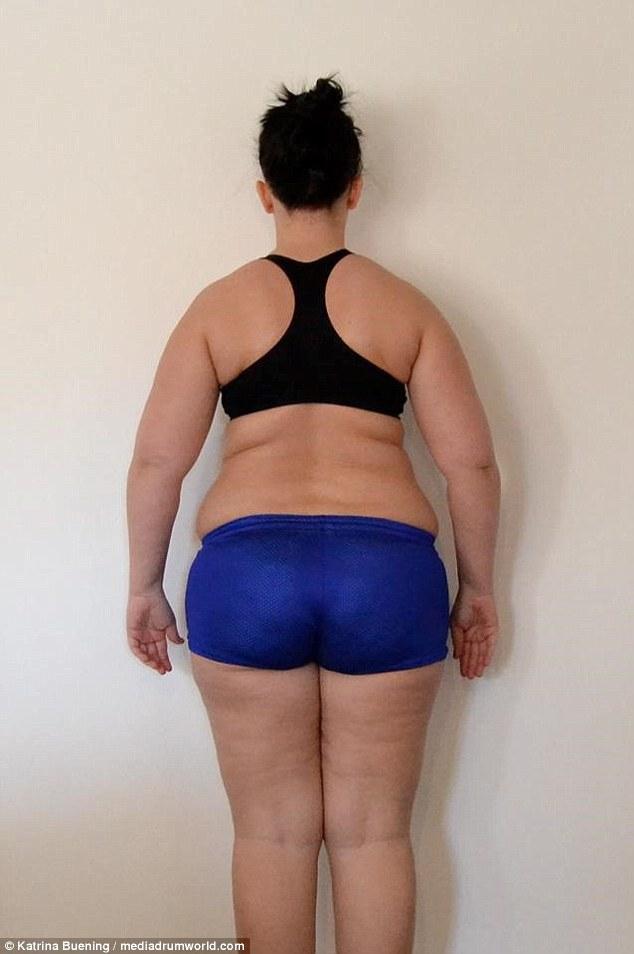 107公斤胖妞發現體重居高不下都是「食物過敏」所害,立刻剷除34公斤肥油變辣妹!