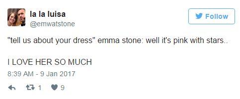 主持人問艾瑪史東性別歧視問題「跟我說說妳的打扮」,她「完美回答」網友全都征服了!