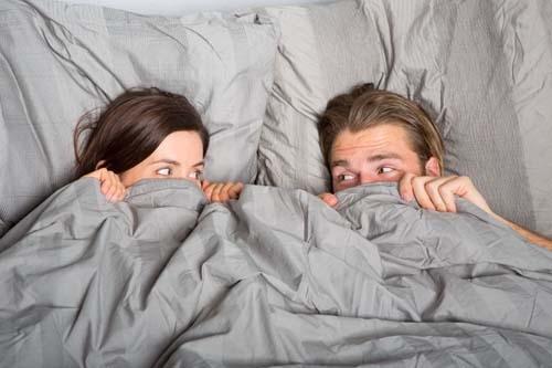 20個首次愛愛後才會發現的「爆笑愛愛真面目」。#9大GG的傳說是錯誤的!