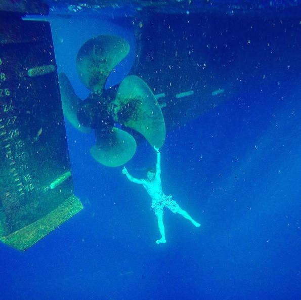 22張照片證明「海洋恐懼症比密集恐懼症還要恐怖」