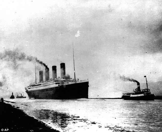 鐵達尼號「真正沈船原因」曝光!30年研究者:不是撞冰山而是「致命大火災」!