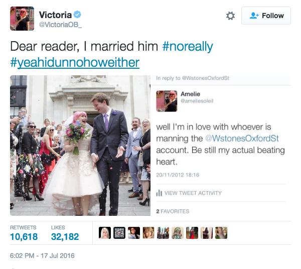 18對會讓你重新相信真愛的「史上最甜蜜情侶」。#4男人只能娶這樣的老婆!
