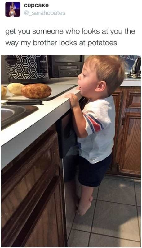 Kids finding the loves of their lives: