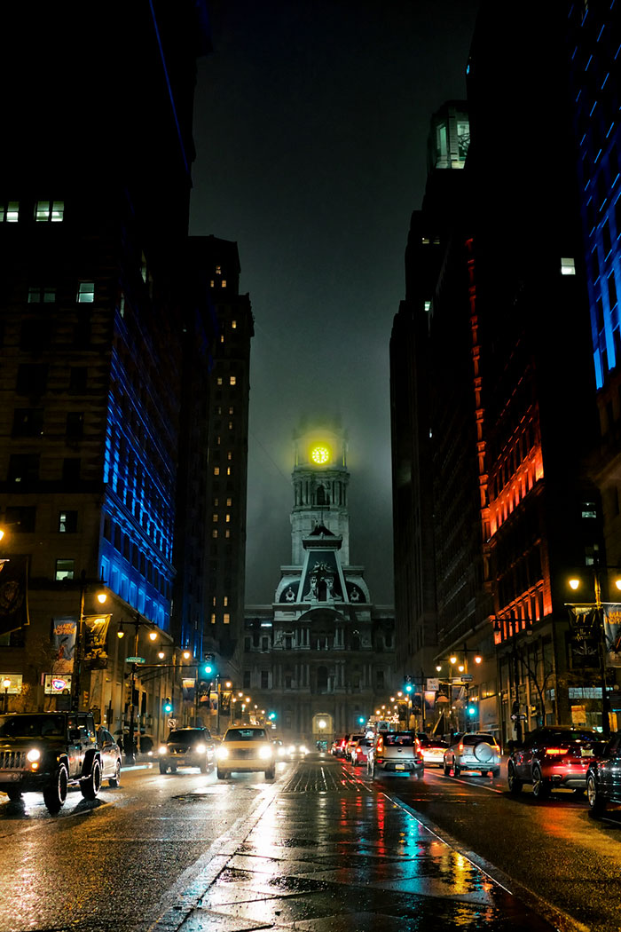 Philadelphia City Hall, Philadelphia, USA