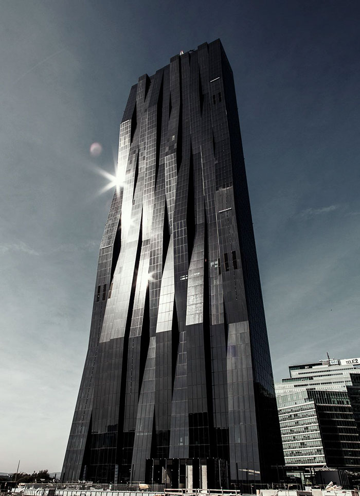 Dc Tower I, Vienna, Austria
