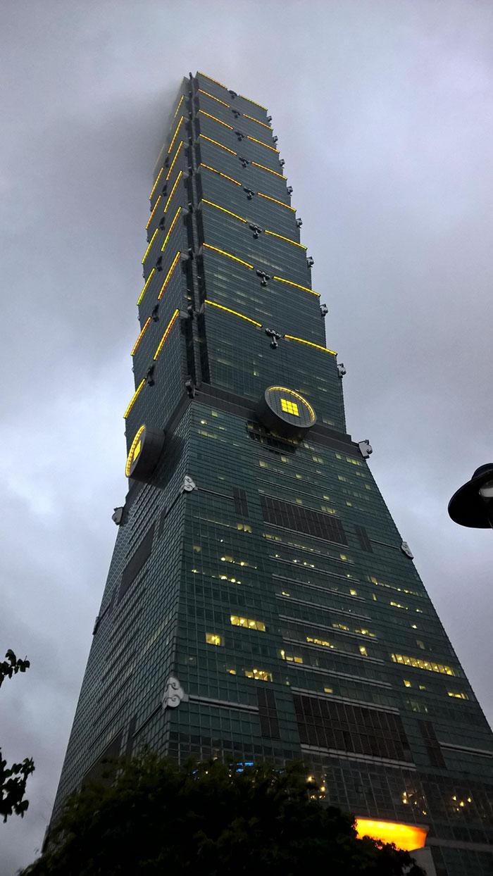 Taipei 101 Observatory, Taipei City, Taiwan