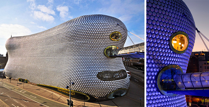 Selfridges Department Store, Birmingham, England
