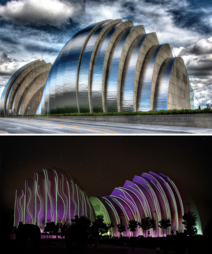 Kauffman Center For The Performing Arts, Kansas City, USA