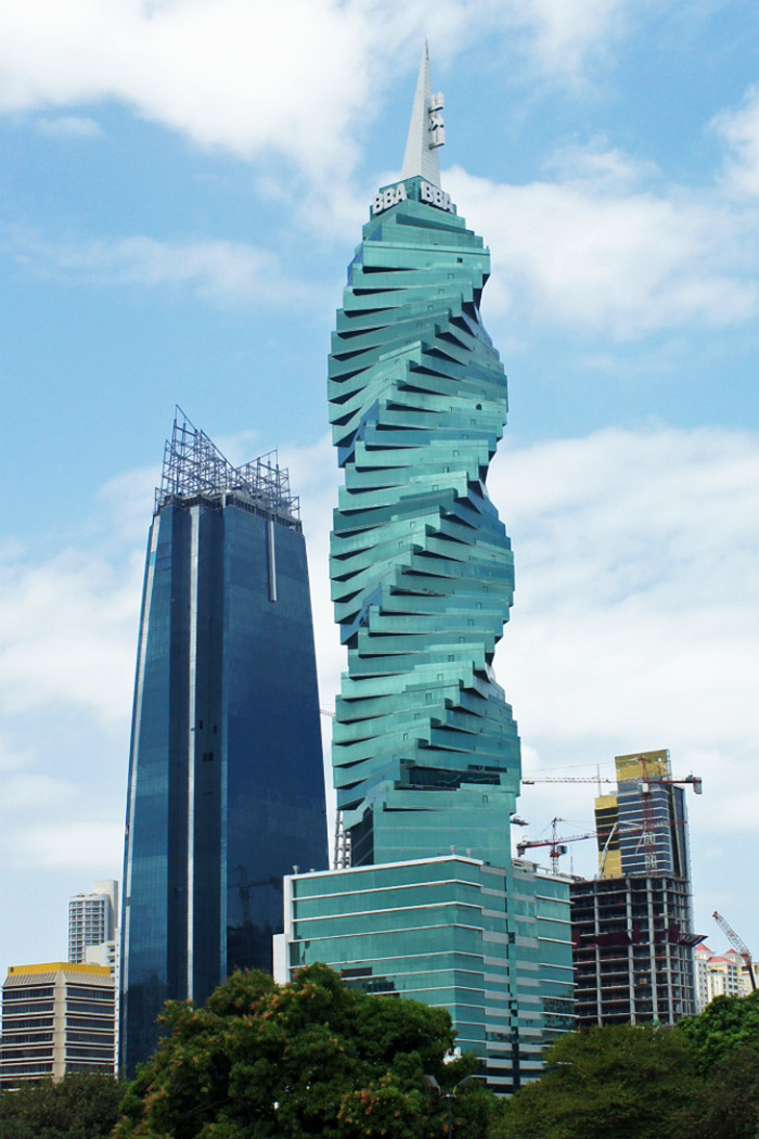 F&F Tower, Panama City, Panama