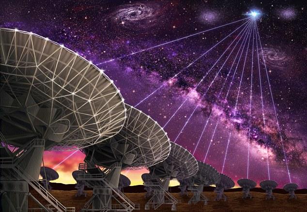 科學家10年前一直接收到同組「外星無線電波」,現在終於找到「距離30億光年」來源!