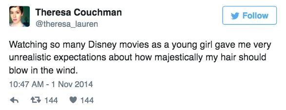 21個「長大以後才可以突破」的迪士尼爆笑盲點!#14你有想過長髮姑娘的陰毛嗎...