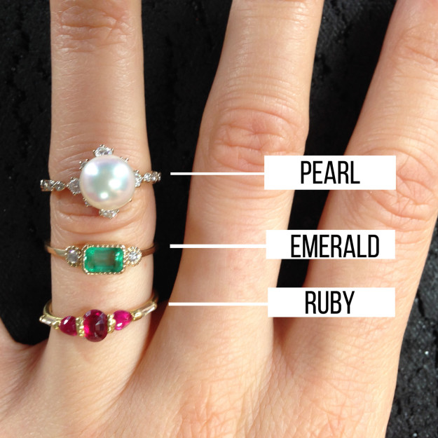If you're not into diamonds, check out diamond alternatives.