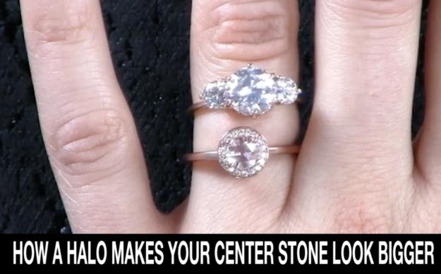 16個買結婚戒指前必知「不然女友會跑掉」的實用挑選秘訣,#12這些都是鑽石的替代品!