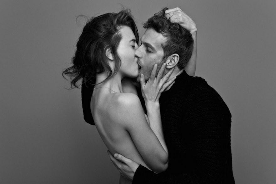 攝影師拍下10張「甜蜜情侶VS閨蜜好友」接吻照,你能一眼分辨出來嗎?